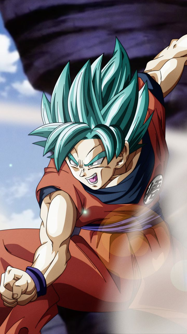Download This Wallpaper Anime Dragon Ball Super 720x1280 For All Your Phones And