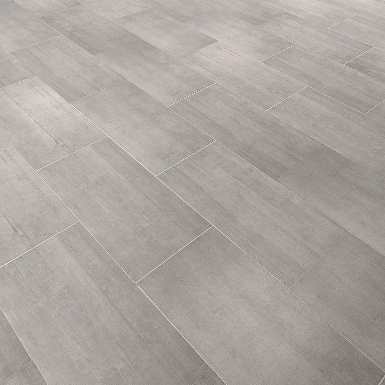 Leggiero Grey Concrete Effect Laminate, Cement Gray Laminate Flooring