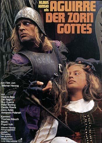 Aguirre Der Zorn Gottes Biographical Adventure Film By Werner Herzog West Germany 1972 Werner Herzog Filme Kinski