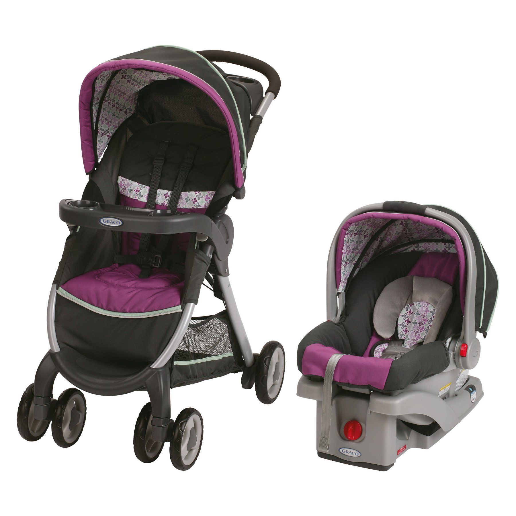 Graco Fast Action 2.0 Snugride Click Connect 35 LX Travel