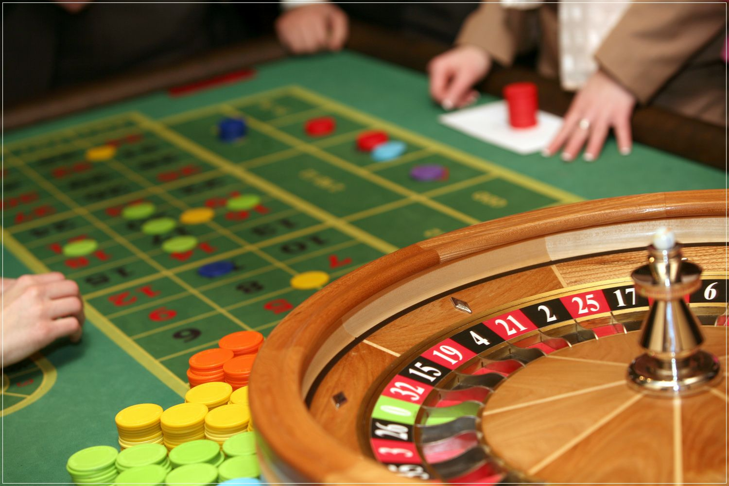 American Roulette Tips and Tricks to Win Roulette