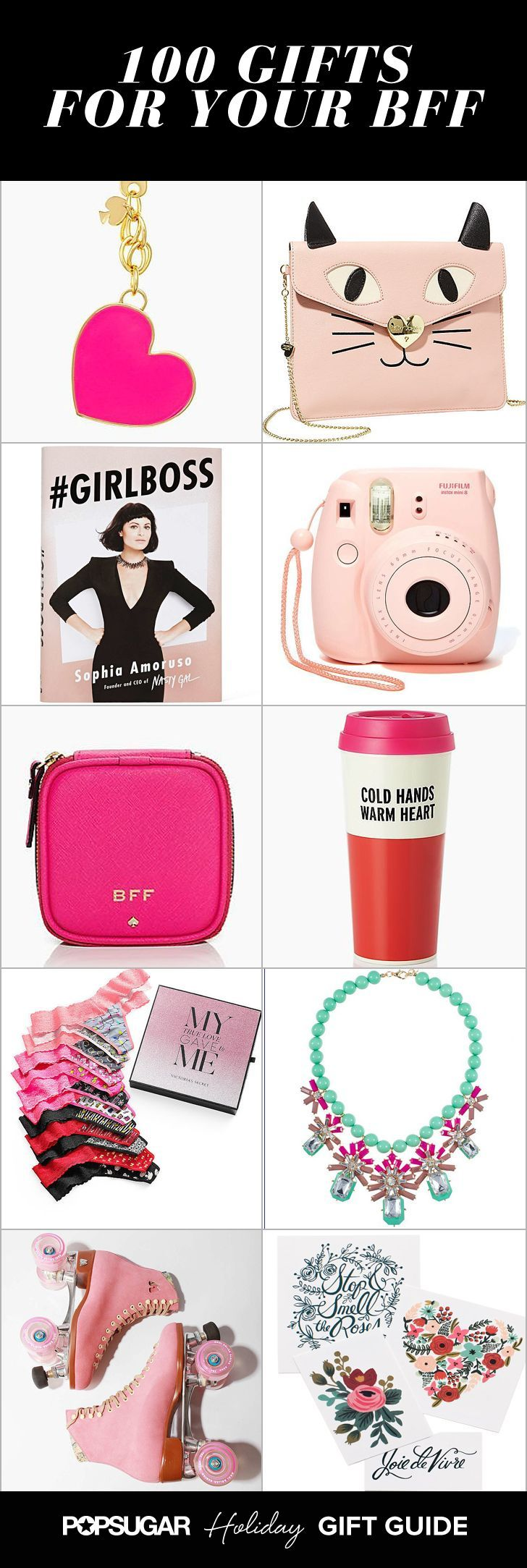 100 gifts your best friend will obsess over - What To Give Your Best Friend For Christmas