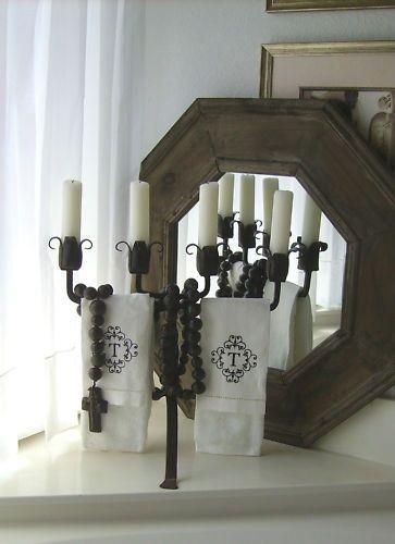 jan barboglio hand towel holdersmexican designsfort worth texashand towelsmaster bathmaster bedroomsmirror - Bathroom Mirrors Fort Worth Tx
