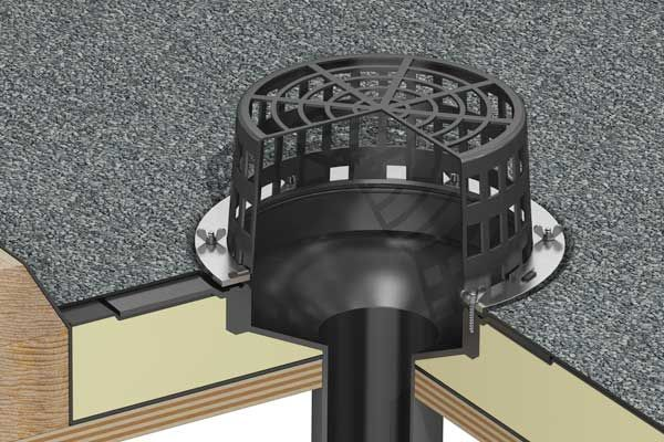 Drainage Outlets Flat Roof Pinterest Flat Roof