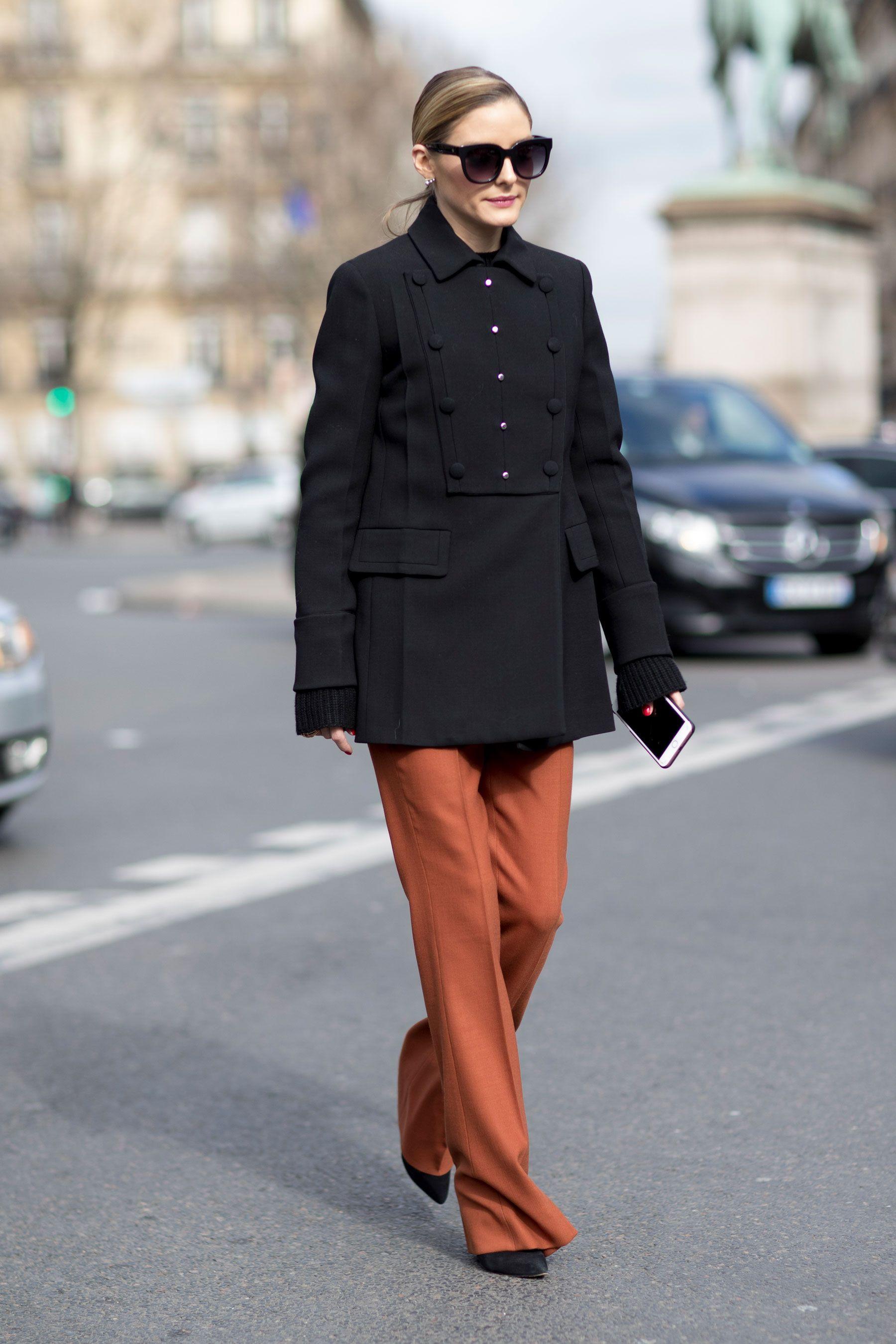 c568800986ef The Best Street Style At Paris Fashion Week Autumn Winter 2017 in ...