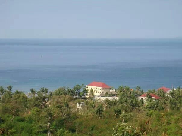 Bolinao view