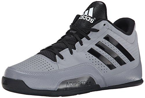 adidas Performance Homme 3 Series 2018 Basketball Shoe Gris/Noir