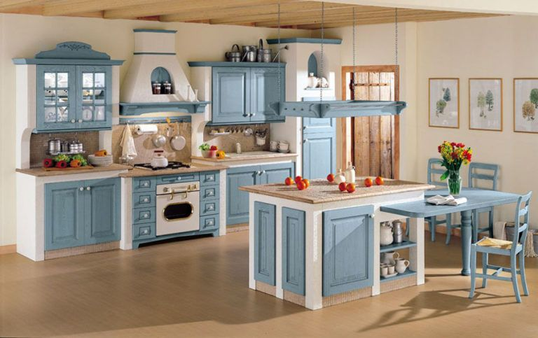20 Cucine in Muratura in Stile Country   home sweet home   Kitchen ...