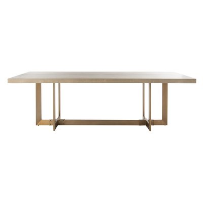 Safavieh Couture Quinn Dining Table Dining Table Extendable