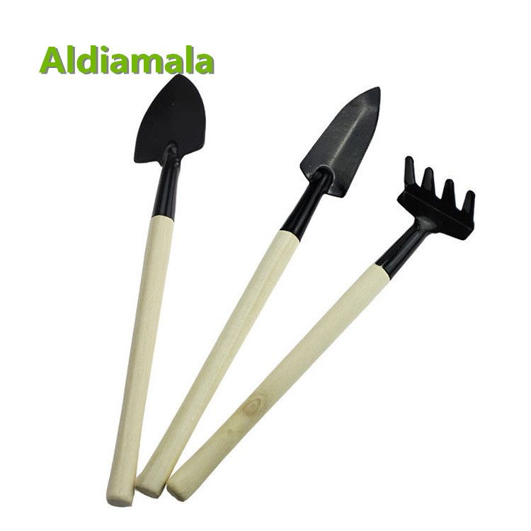 Aldismala New Home Gardening Tool Set Balcony Home Grown Mini