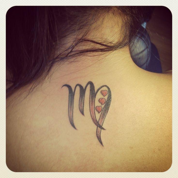 sweet virgo tattoos | tattoos | pinterest | zodiac tattoos, tattoos