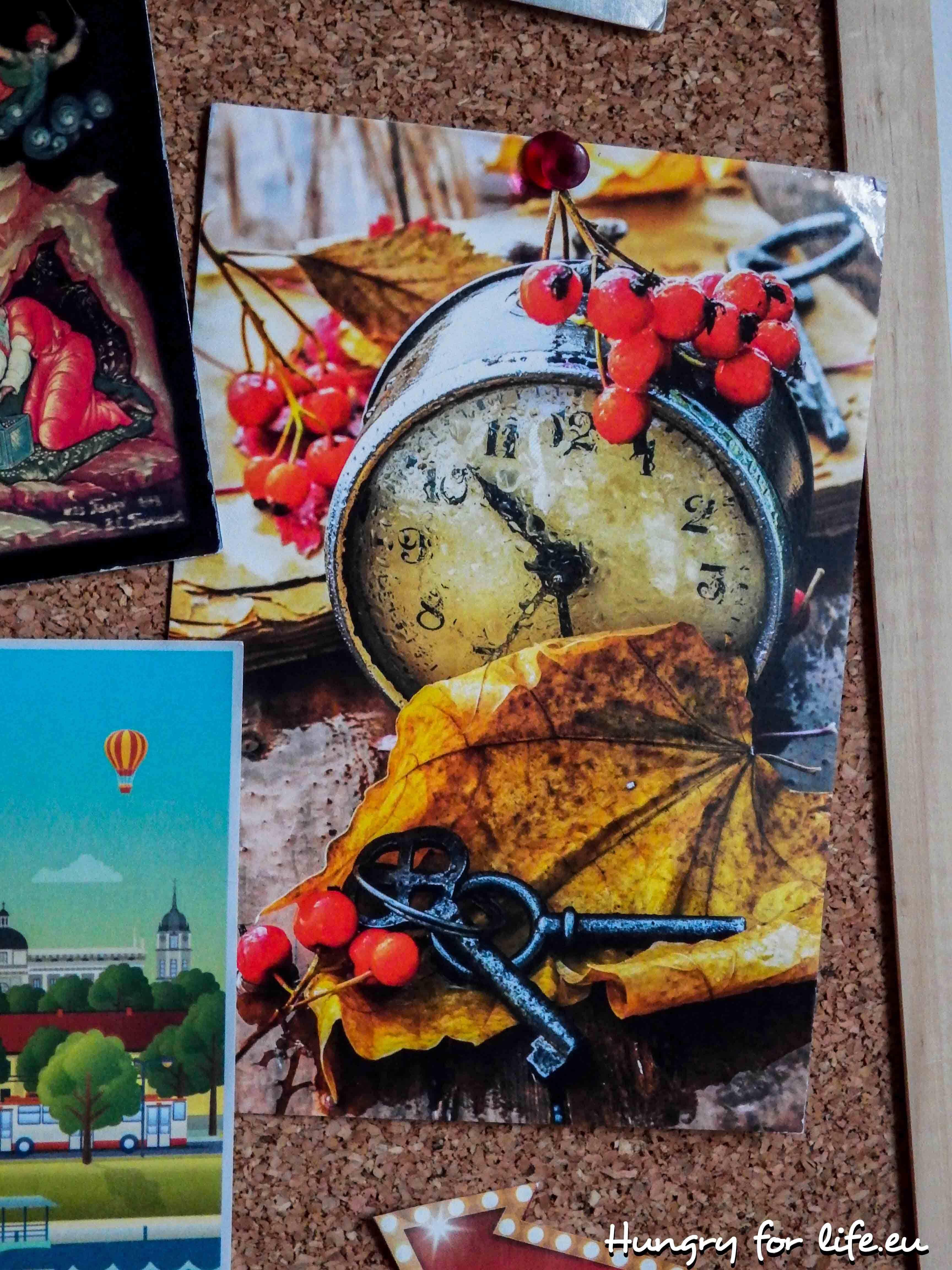 Монашка картинки, осень на советских открытках