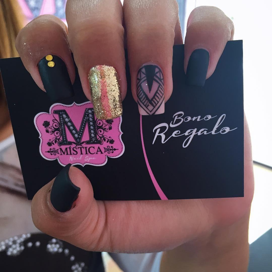Resultado de imagen para decorados de uñas mistica | uñas ...