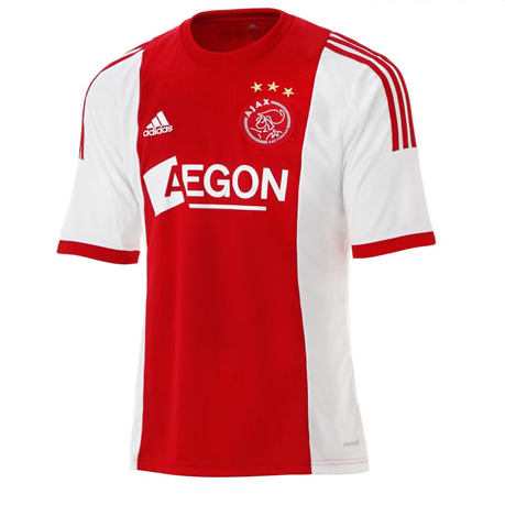 Will playmaker Christian Eriksen get the chance to wear this Ajax jersey? Not if Liverpool have anything to say about it.