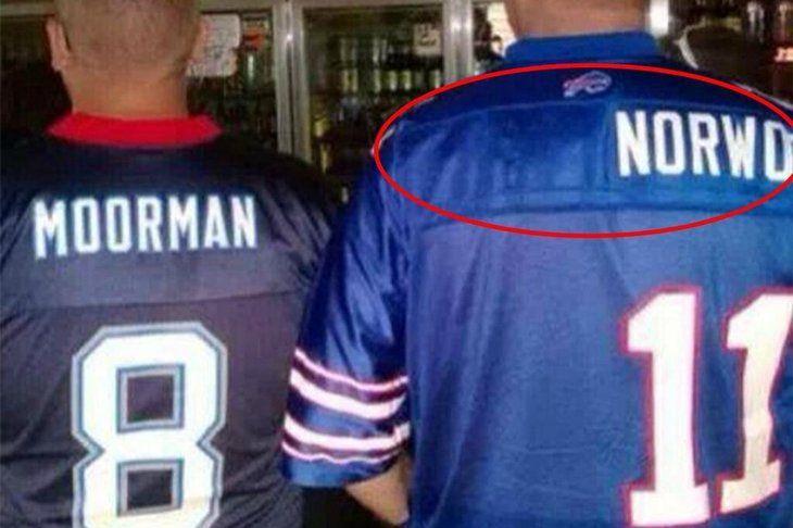 most popular bills jersey