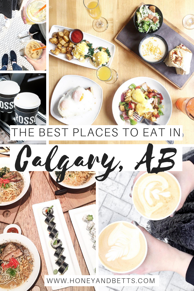 The Best Places To Eat In Calgary Best Places To Eat Eat Calgary Restaurants