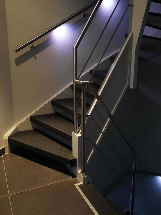 Passion Bois vous présente sa gamme d\'escaliers et garde-corps en ...