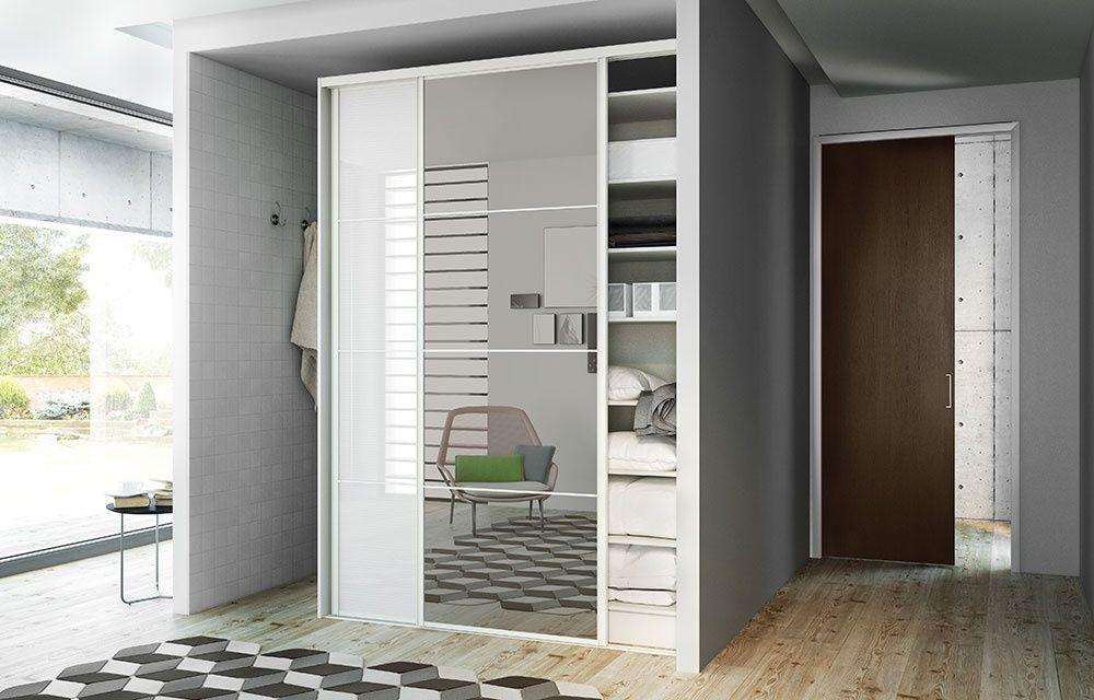 Dressing \ Porte Placard SOGAL  modèle de Portes coulissantes - portes de placard coulissante