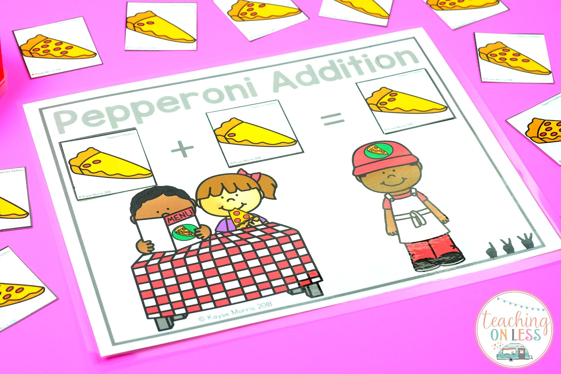 Kindergarten Math Worksheets Made Easy