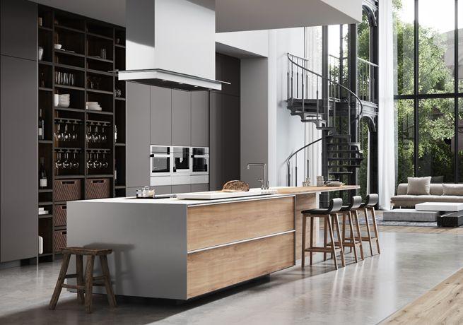 Fenix | DeWils Fine Cabinetry