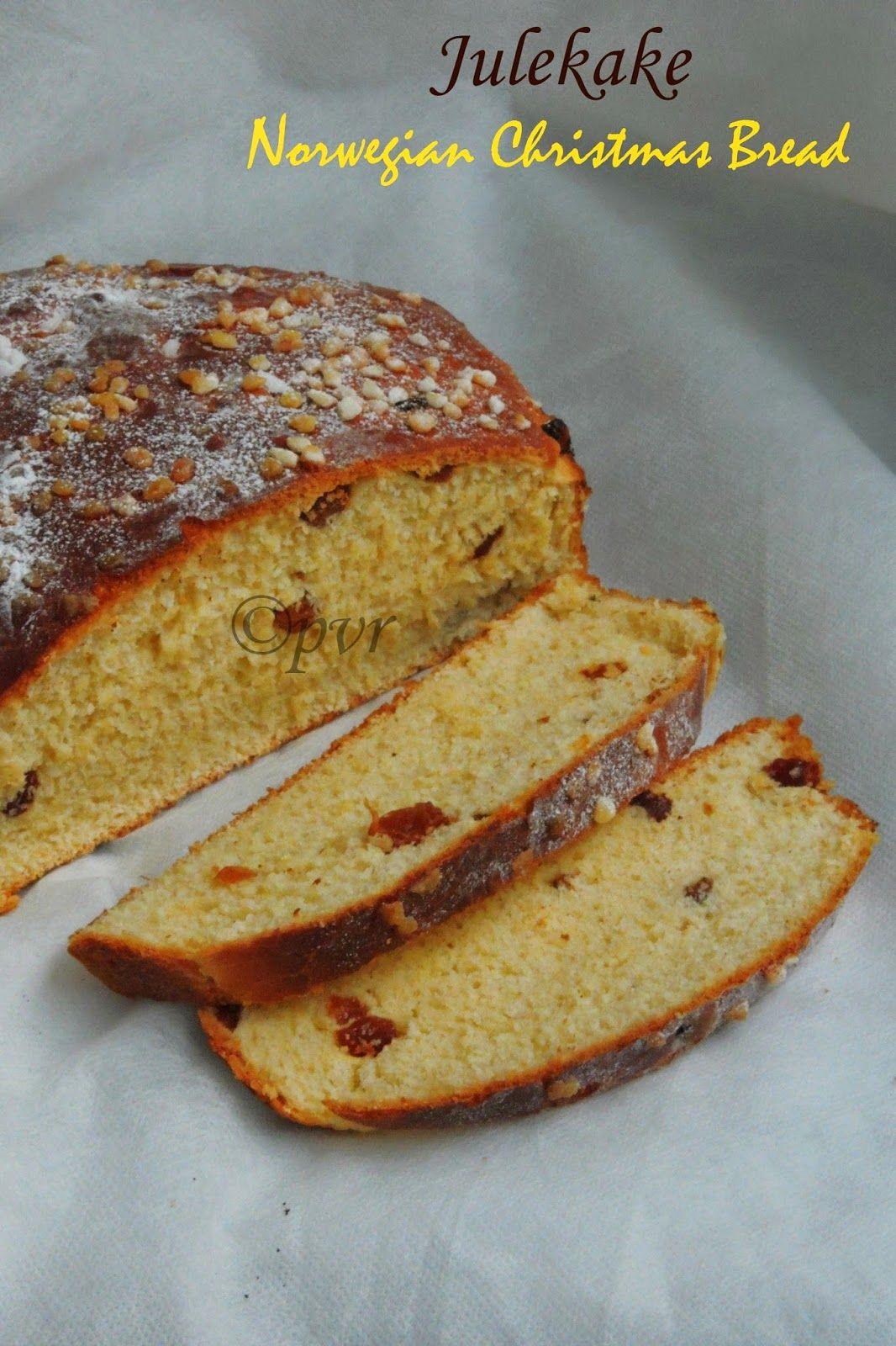 Julekake Version 2 - A Norwegian Christmas Bread | Yeast Breads ...