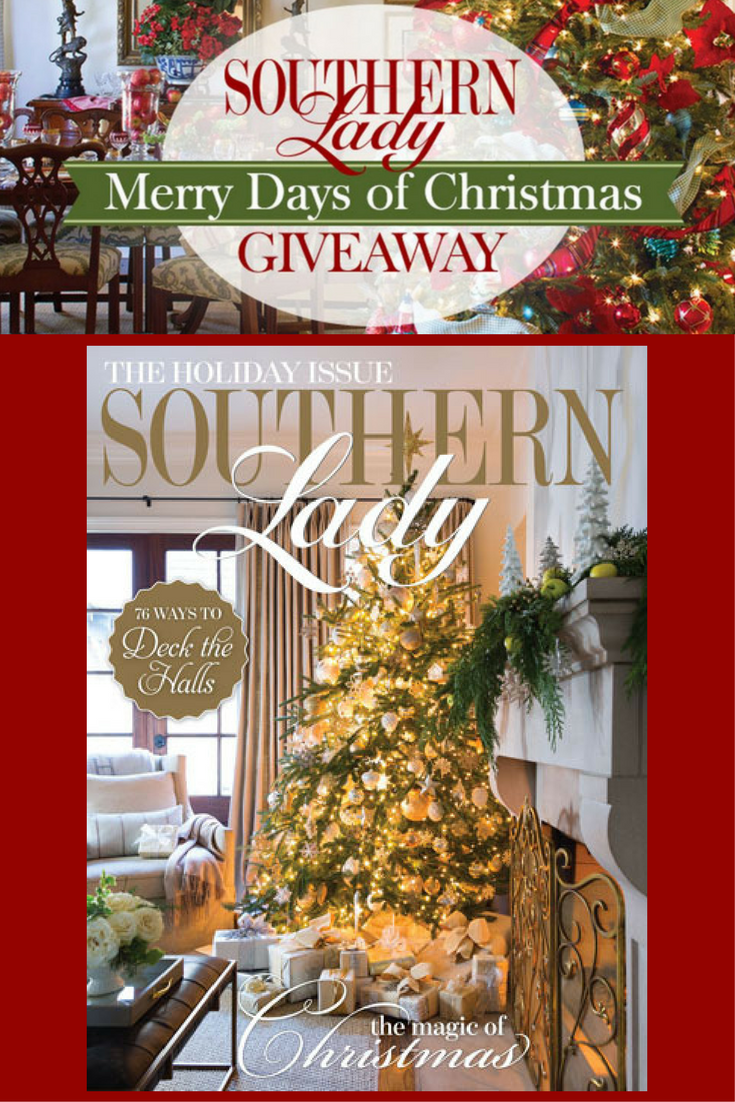 enter to win southern ladys 2017 merry days of christmas giveaway 5 five lucky people will win the grand finale bundle with a pair of tickets to the