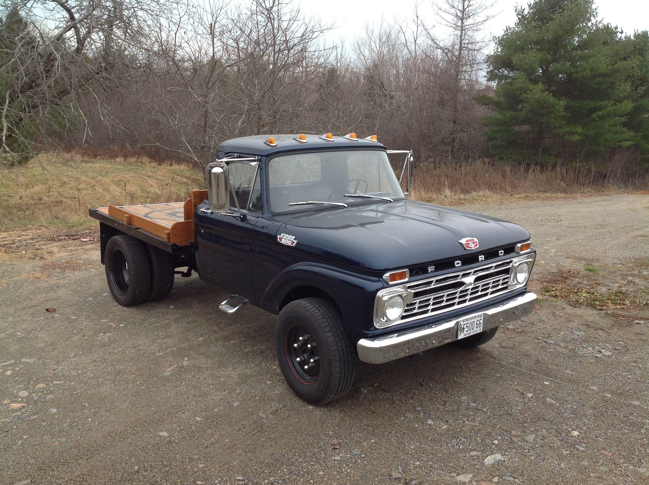 medium resolution of 1966 ford f500