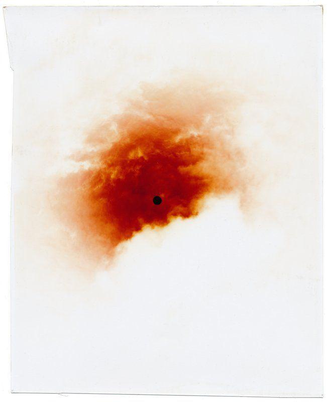 Nicolai Howalt, Light Break, Sunrays, Red Orange #1