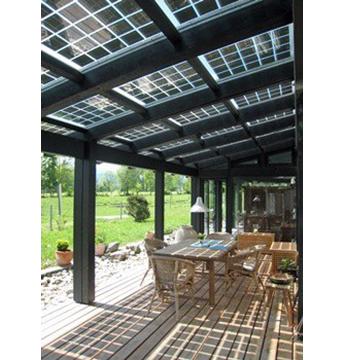 Easy Terrassendach Ihr neues Terrassendach aus Aluminium