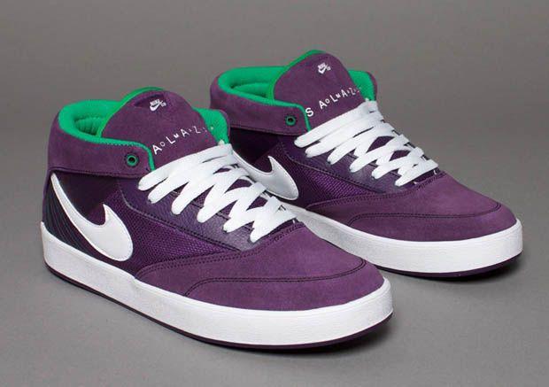 Nike SB Omar Salazar. One of the nicest, most comfortable kicks I ...