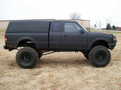 ford ranger 4x4 year unknown