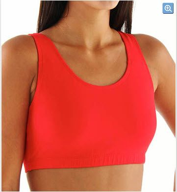 22250d6651185 Fruit Of The Loom Tank Style Sports Bra - 3 Pack 9012