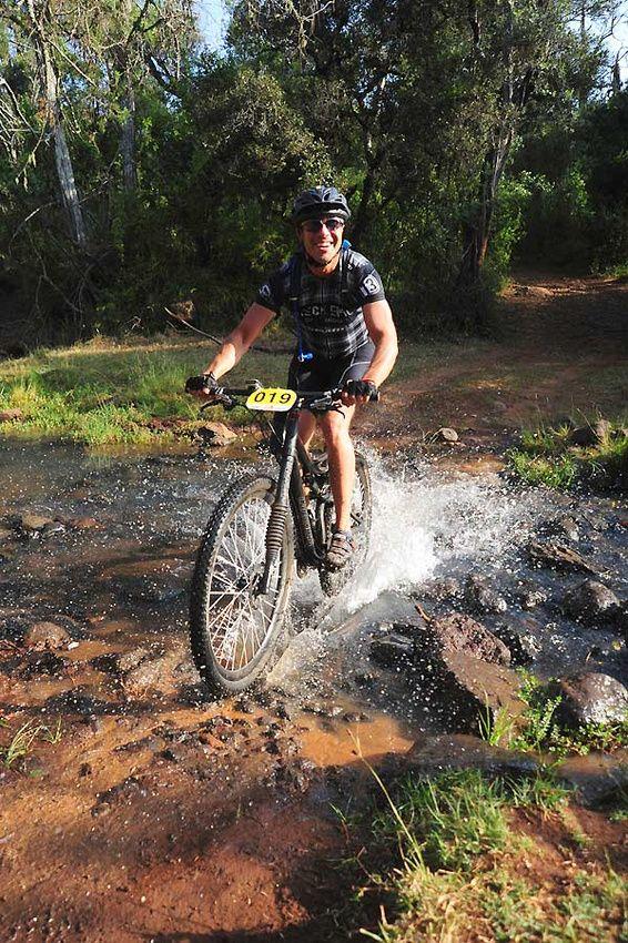 Mt Kenya 10 To 4 Mountain Biking Kenya Photo