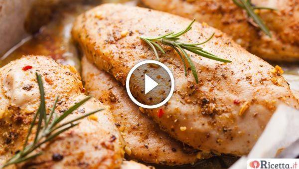 petto di pollo al forno in 3 ricette differenti
