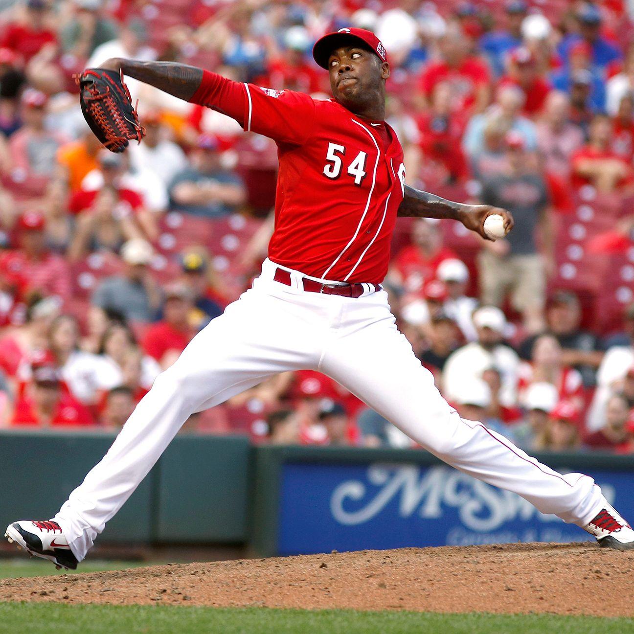 Trade idea: Aroldis Chapman to the Yankees