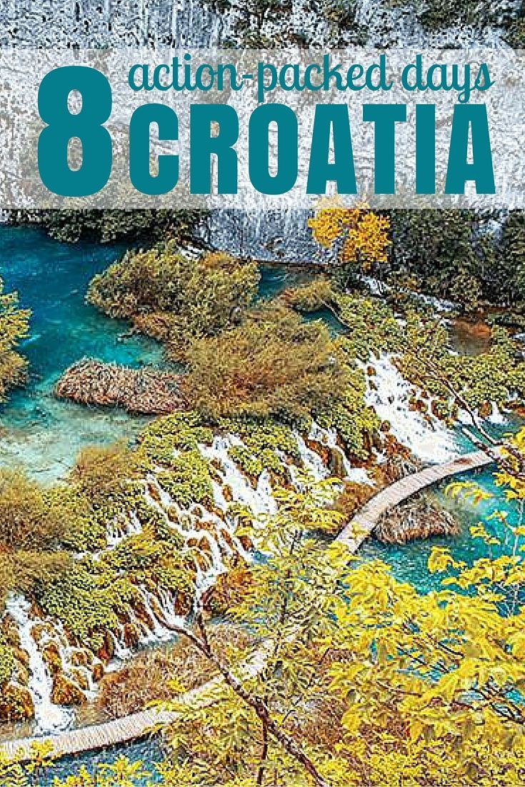 Are you an adventure seeker? If so, we've found the Croatian tour for you!