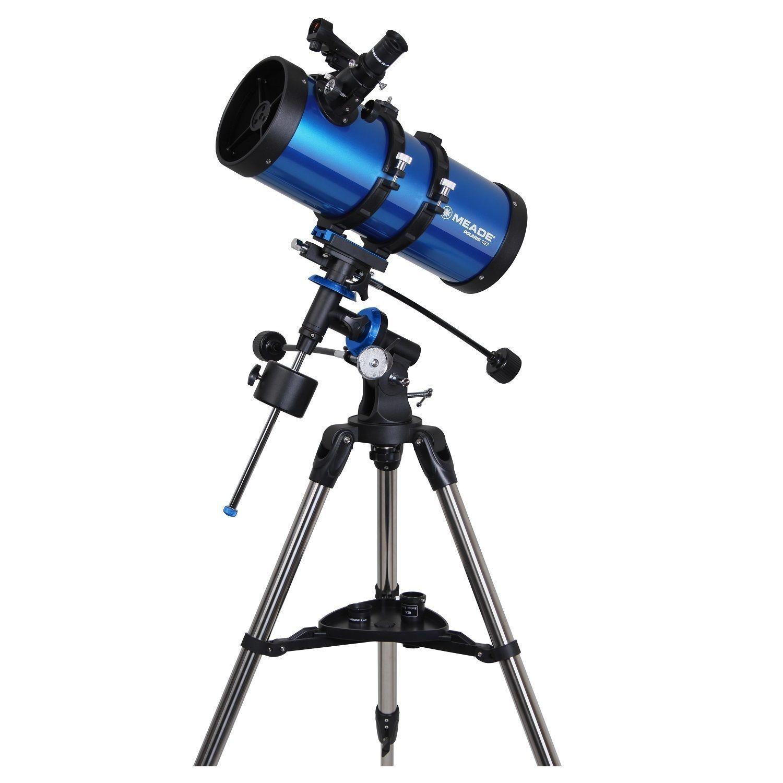 Meade Polaris 127mm German Equatorial Reflecting Telescope
