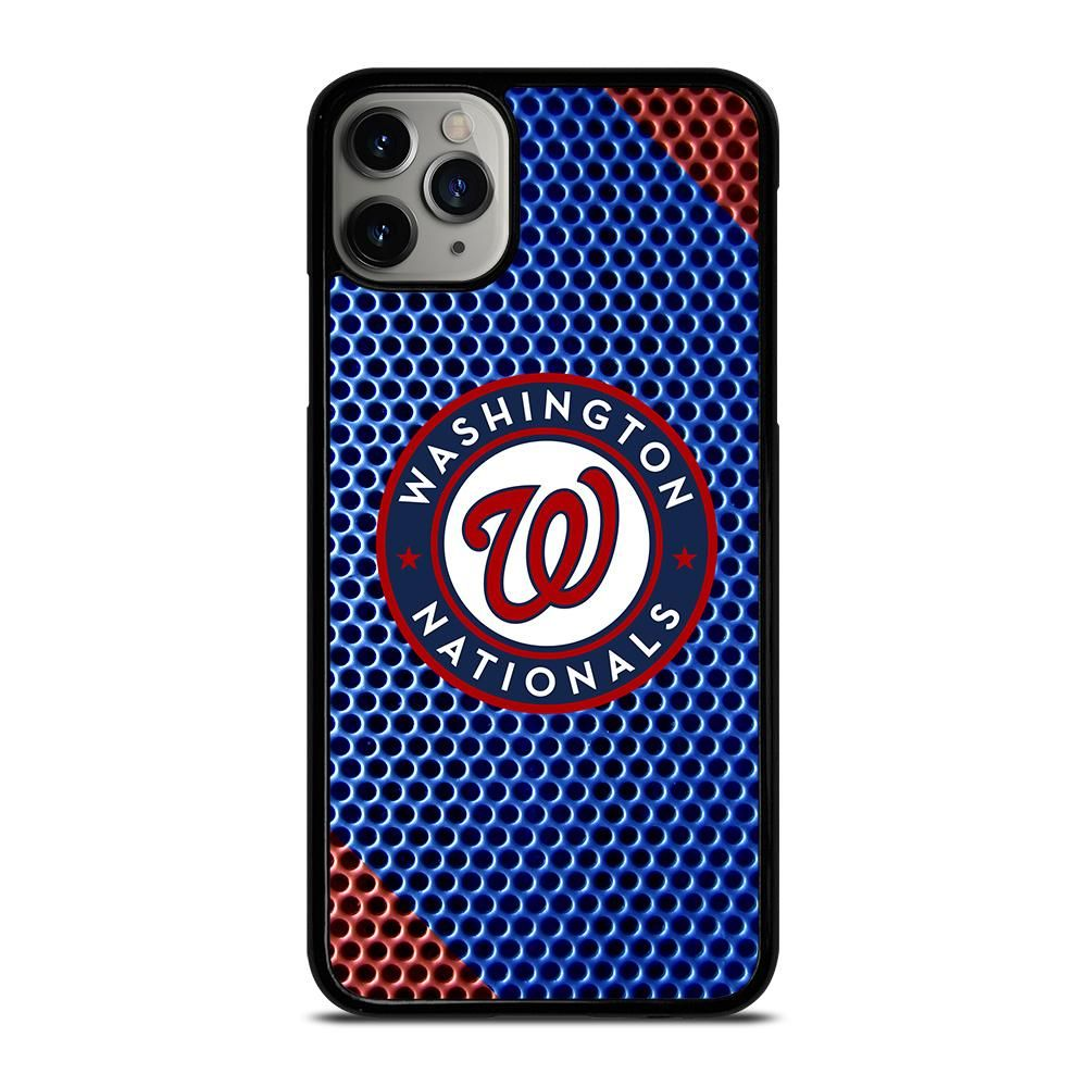 WASHINGTON NATIONAL PLATE LOGO iPhone Case Cover Iphone