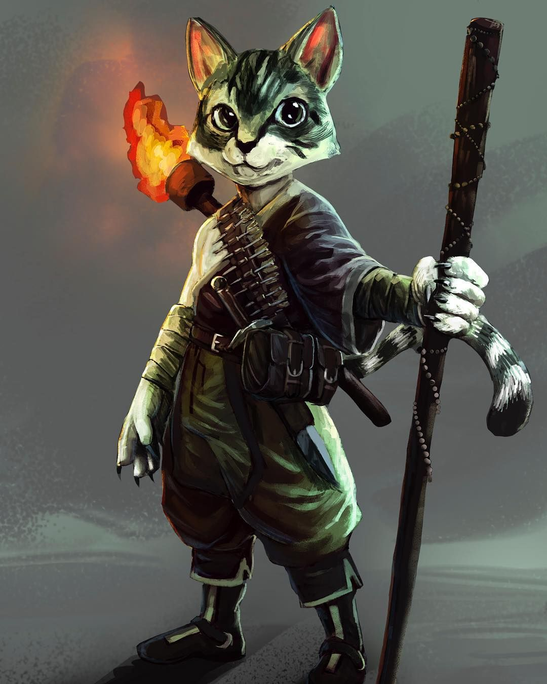 Image Result For Tabaxi Monk Character Art Rpg Character Character Concept | 10 views | 3 years ago. tabaxi monk character art