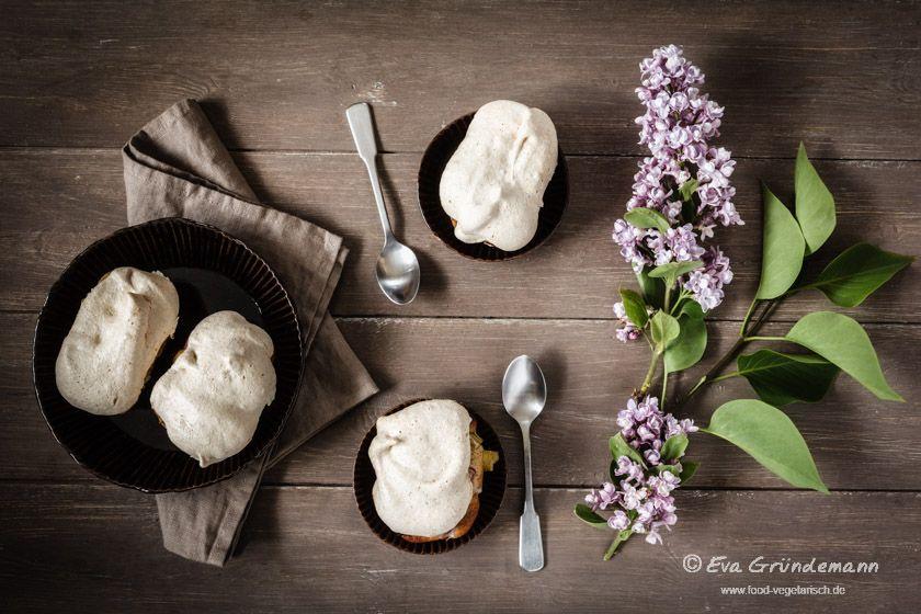 Glutenfree Rhubarb Pie with Buckwheat | Glutenfreier Rhabarber Kuchen mit Buchweizen