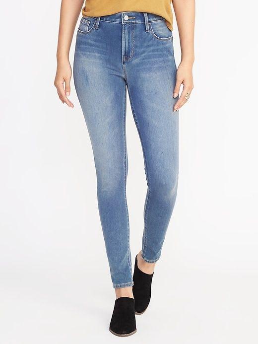 53ffcee3b7b8a High-Rise Rockstar 24 7 Super Skinny Jeans for Women