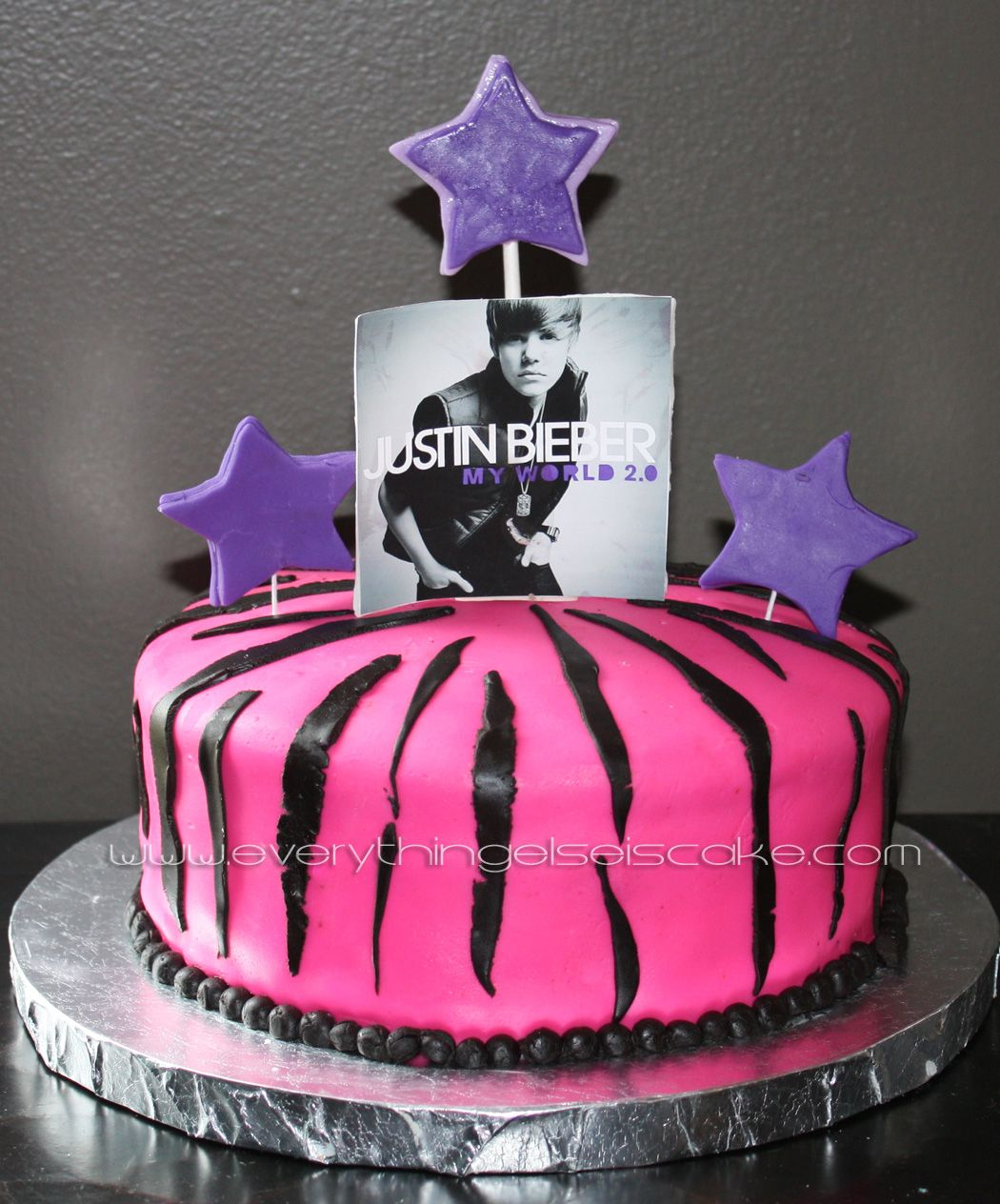 She Loves Justin Bieber Just Like Most All Girls In The Age Seem To Right Now My Youngest Daughter Wants A Jb Cake As