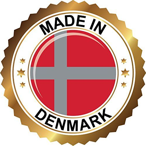 Made In Denmark Label Home Decal Vinyl Sticker 12 X 12 Click On The Image For Additional Details Aff Window Stickers Decorative Accessories How To Make