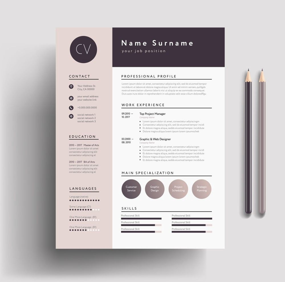 What Are Some Of The Most Impressive Resumes Ever Resume Template Cv Resume Template Cv Design