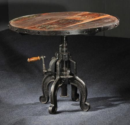 Industrial Rustic Furniture rustic industrial furniture. industrial side table end table pipe