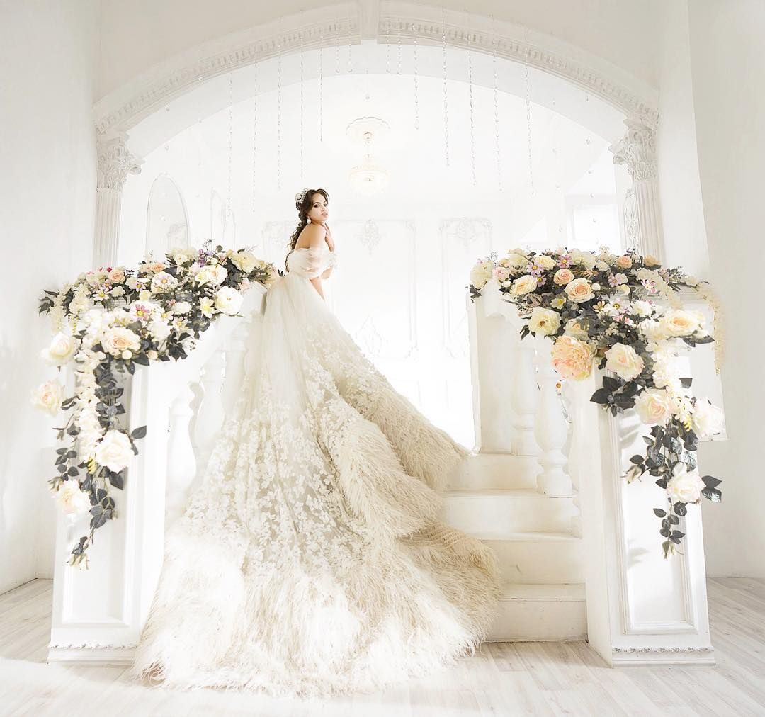 Beautiful Wedding Dresses Would Look Glamorous On All Sorts Of Brides-To-Be