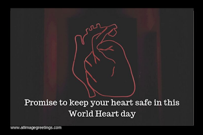World Heart Day World Heart Day Hearts Day Quotes World Stroke Day