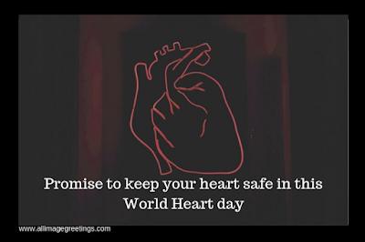 World Heart Day World Heart Day Hearts Day Quotes World Stroke Day
