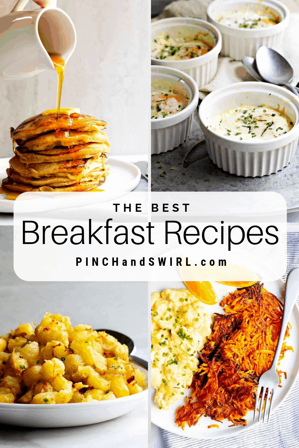 A Delicious Collection Of Healthy Easy Breakfast Recipes Whether You Re Cooking For A Coup Healthy Breakfast Recipes Breakfast Recipes Easy Breakfast Recipes
