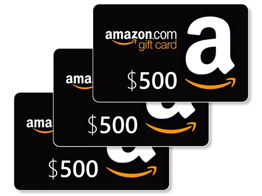 Win One Of Three 500 Amazon Gift Cards Ends 7 27 One Time Entry Sweepstakes Giveaway Pintowin Amazon Gift Card Free Itunes Gift Cards Best Gift Cards